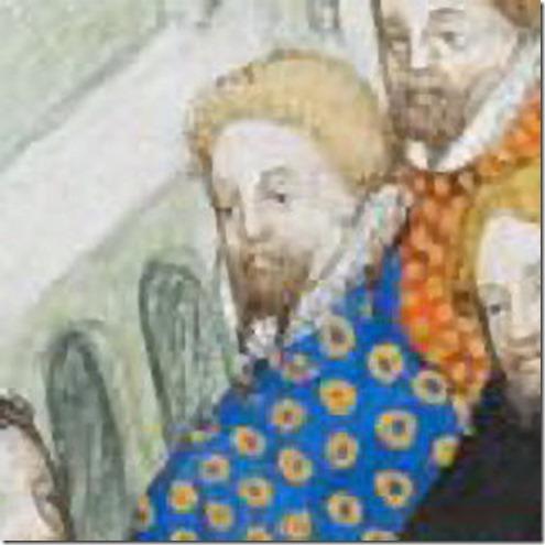 John Holland 2nd duke of exeter son of Elizabeth of Lancaster