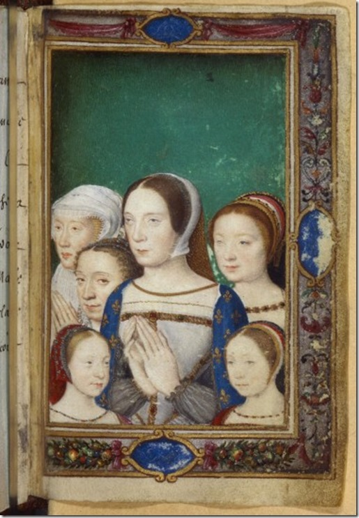 claude_de_france_and-her-daughters