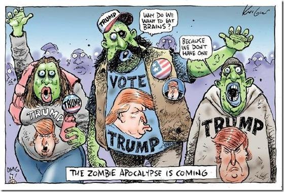 trump zomies