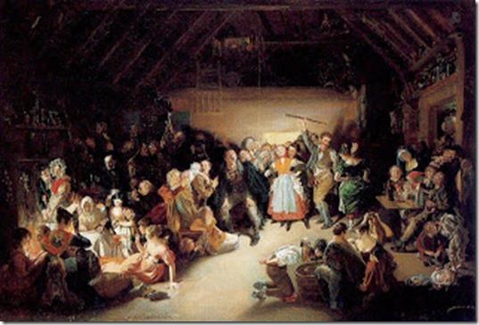 1832 Halloween night