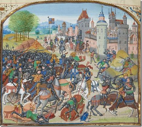 Battle of Nevilles Cross