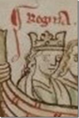 Henry III and Eleanor of Provance
