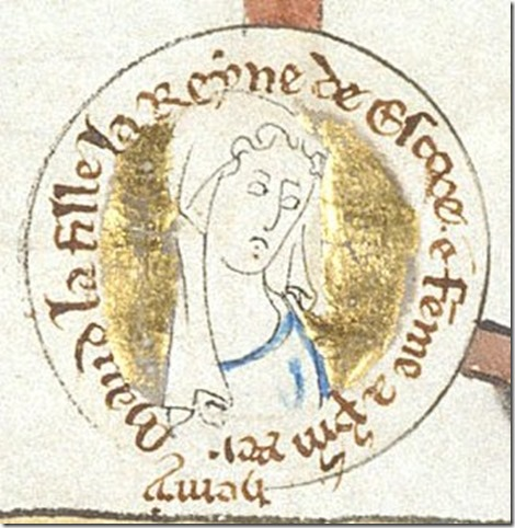 Matyld (Matilda) Edith of Scotland