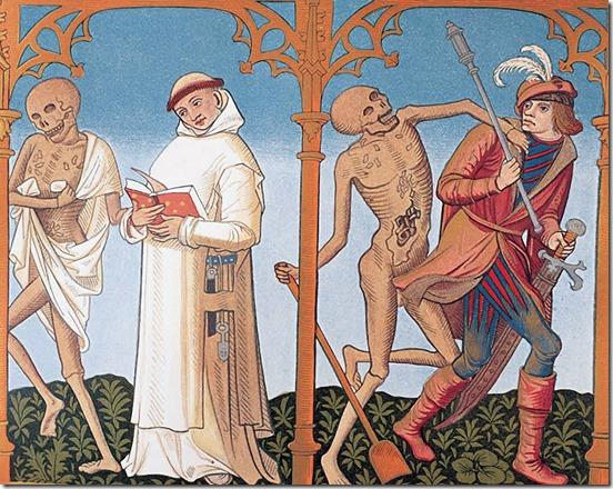 allhallowtide medieval