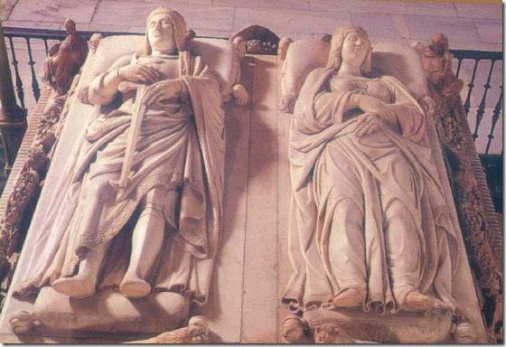 tomb of Ferdinand and Isabella Granada-Capilla_Real