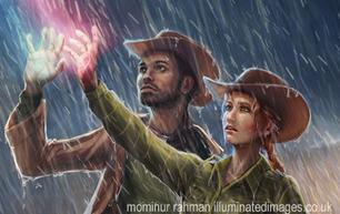 Silas and Lainie - Mominur Rahman