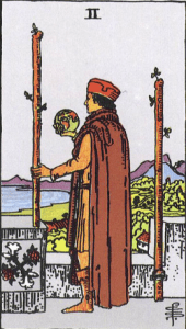 Two of Wands Psychic Prediction