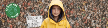 Greta Thunberg Fridays for Future