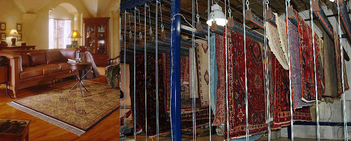 Rug Cleaning Restoration and Repair