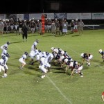 Campbellsville vs Taylor County – MS Football 2013 – Video