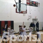 Campbellsville vs Taylor County – MS Basketball 2013-14 (6th Grade) – Video