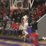 Quentin Goodin DUNKS In District Tourney Rout – VIDEO