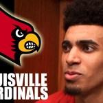 Louisville's Jordan Nwora Named to USBWA All-America Team