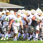 Nero racks up 353 yards in Kentucky State Football loss