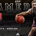 EKU Hoops Set To Host Kentucky Christian In Exhibition On Thursday Night