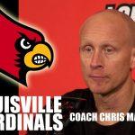Louisville Basketball Coach Chris Mack Previews Southern