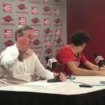 WKU MBB Rallys in Second Half for Upset Win at Arkansas