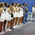 UK Womens Tennis Doesn't Drop a Match in Doubleheader Friday