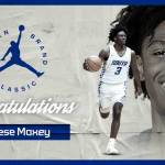 UK MBB Signee Maxey Selected for Jordan Brand Classic Game