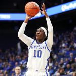 UK WBB's Rhyne Howard to Compete in 2019 USA Basketball Women's 3×3 National Championship