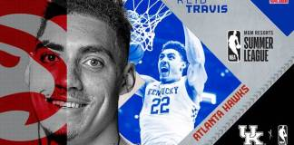 UK MBB: Travis Signs NBA Summer League Deal with Atlanta Hawks