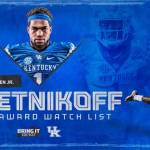 UK Football's Lynn Bowden Jr. Named to Biletnikoff Award Watch List