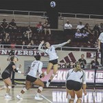 EKU VOLLEYBALL FALLS TO MARSHALL IN HOME OPENER