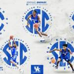 UK MBB's Quickley Wins SEC Player of the Year; Cal Named Coach of the Year
