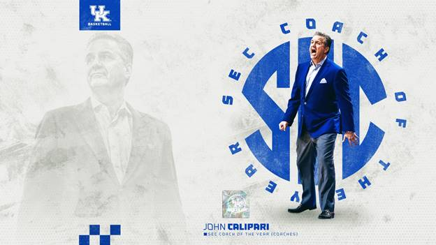Coach John Calipari