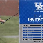 UK MGOLF: Wildcats Steady Amid Windy Conditions at Tiger Invitational