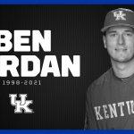 Ben Jordan of UK BSB & MBB teams, dies at 22 years old