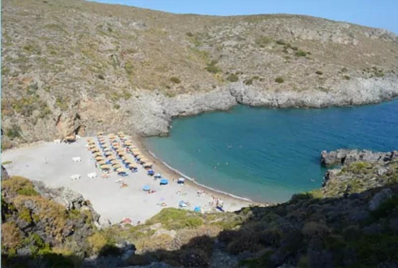 Παραλίες των Κυθήρων | Κύθηρα - Ταξιδιωτικός Οδηγός - Ελλάδα