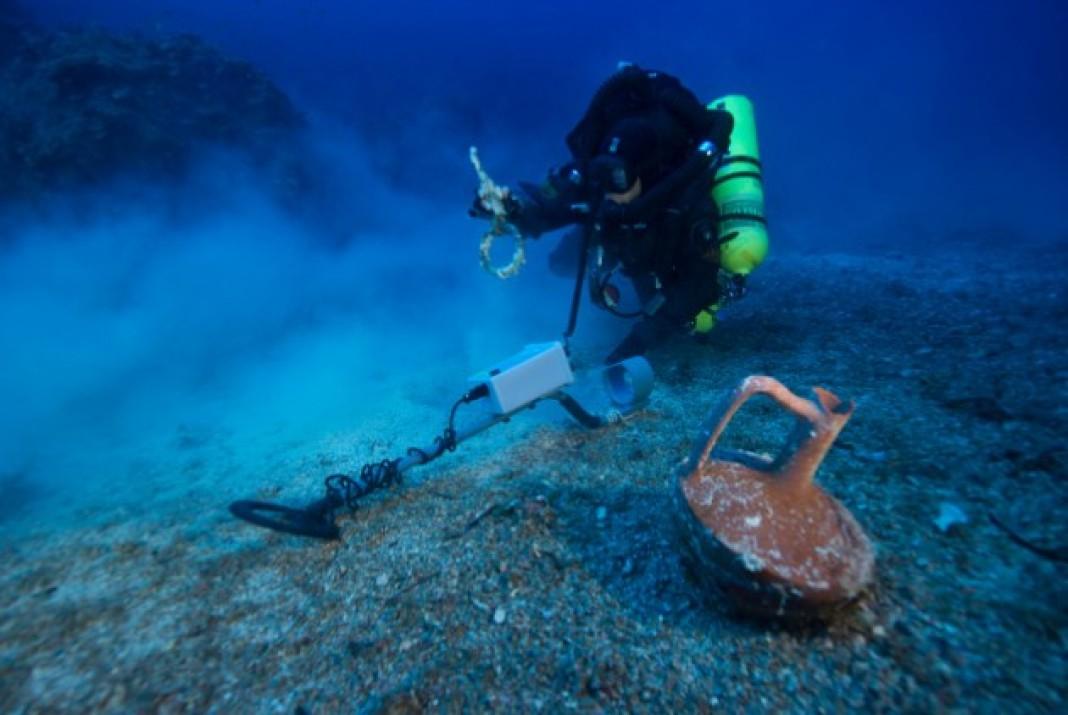 excavations greece