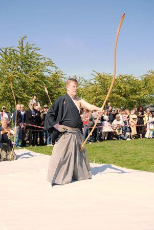 Hitotsu mato sharei - Sakura festival