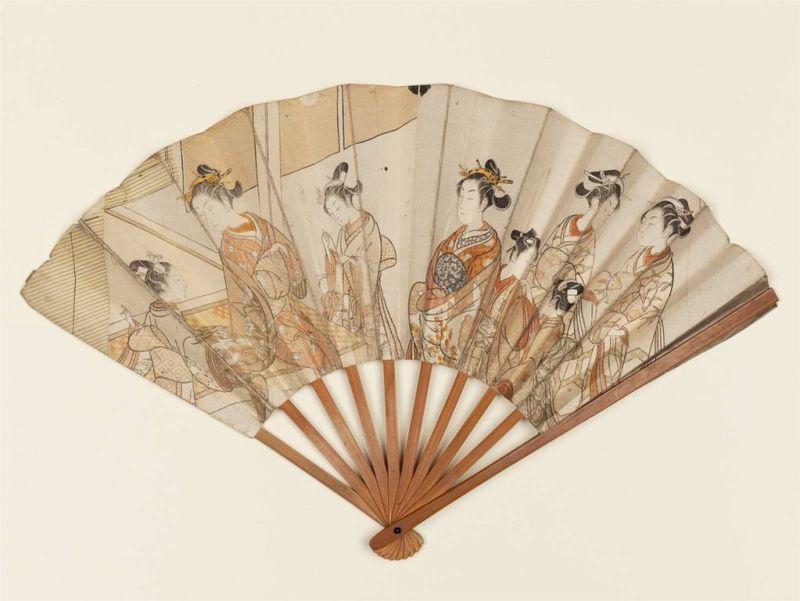 Japanese Hand Fans | Decor and Crafting Ideas | Kyuhoshi