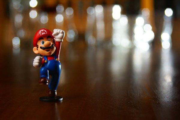 Super Mario, Japan