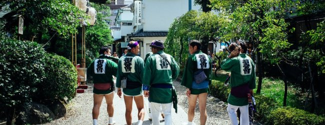 How to Survive Summer in Japan   Travel Guide