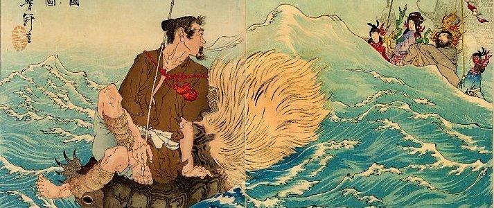 Urashima Taro – Japanese Folktale