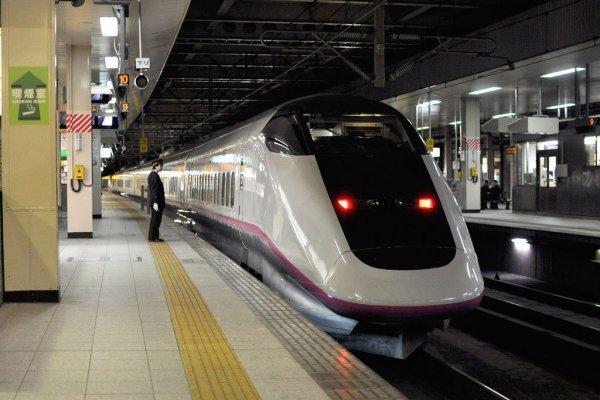 tohoku_shinkansen_japan