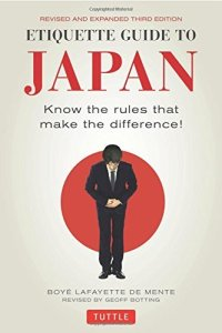 This is a perfect Japanese etiquette guide that you should bring in Japan. Check out this book now and learn the rules that make the difference.