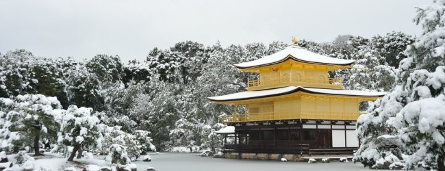 5 Amazing Buddhist Temples to Visit in Japan in Winter