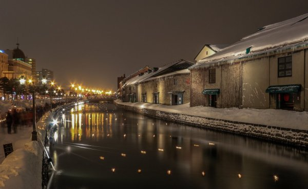 otaru_snow_light_path_festival