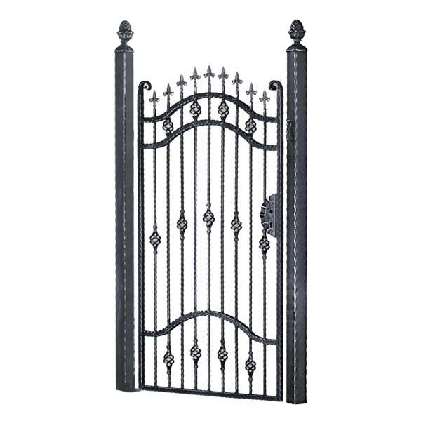 Эскиз для ковки ворота, калитки № 12   ворота, калитки ...