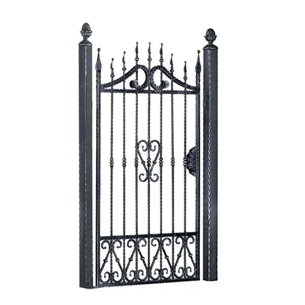 Эскиз для ковки ворота, калитки № 14   ворота, калитки ...