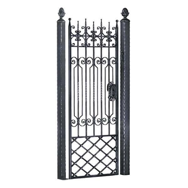 Эскиз для ковки ворота, калитки № 22   ворота, калитки ...