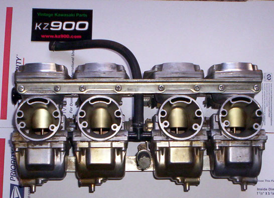 Carburetors For 77 Kawasaki Kz900 Z1 Kz And Parts