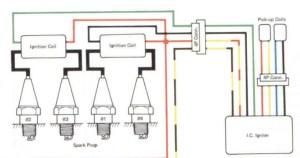KZ750E1 Coil wiring question  KZRider Forum  KZRider
