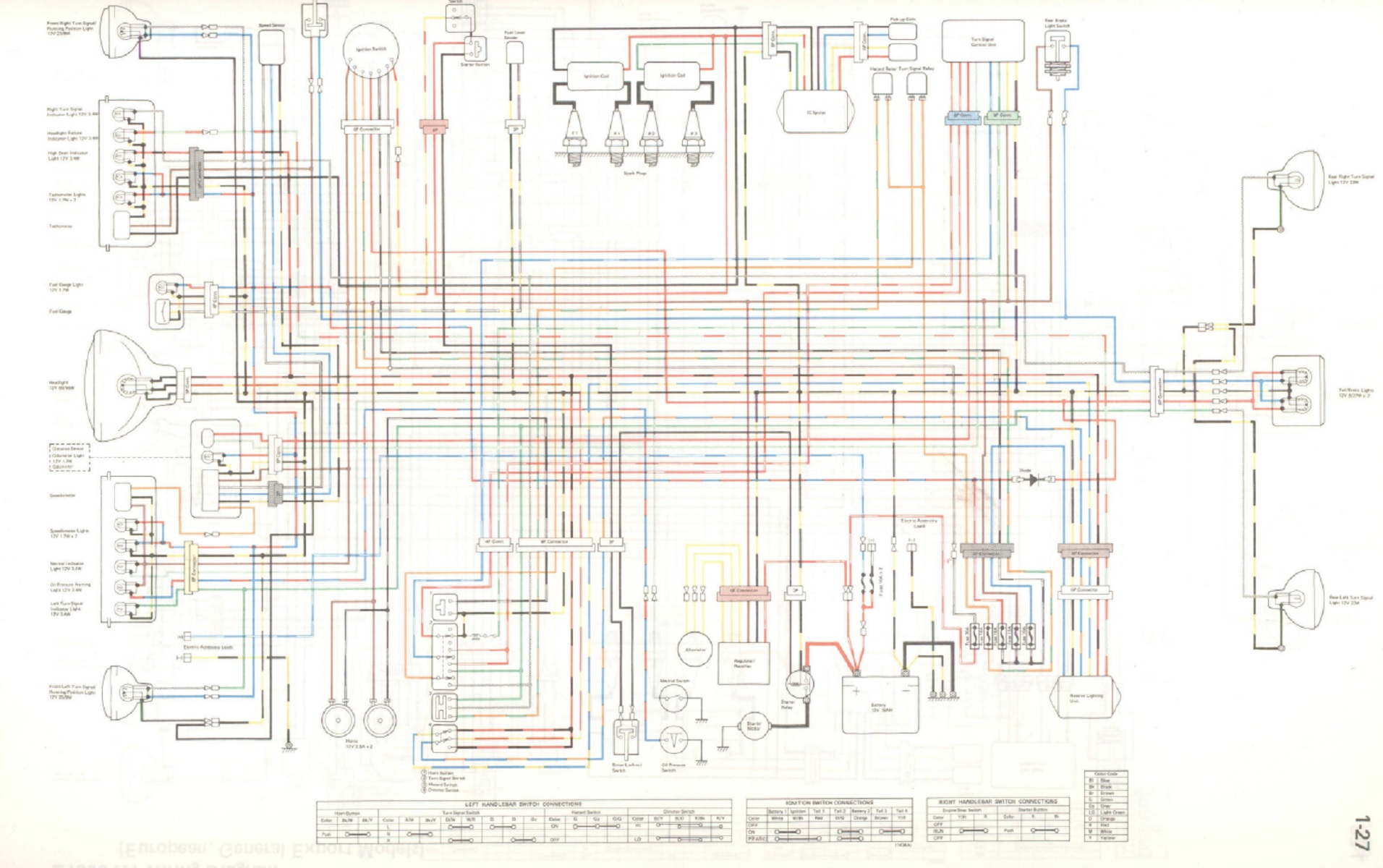 1981KZ1000 K1LTDwiringdiagram?resized665%2C4176ssld1 kawasaki bayou 250 wiring diagram efcaviation com 220 bayou wiring diagram at aneh.co