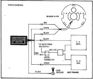 1979 KZ1000C2 no spark Dyna III ignition system  KZRider