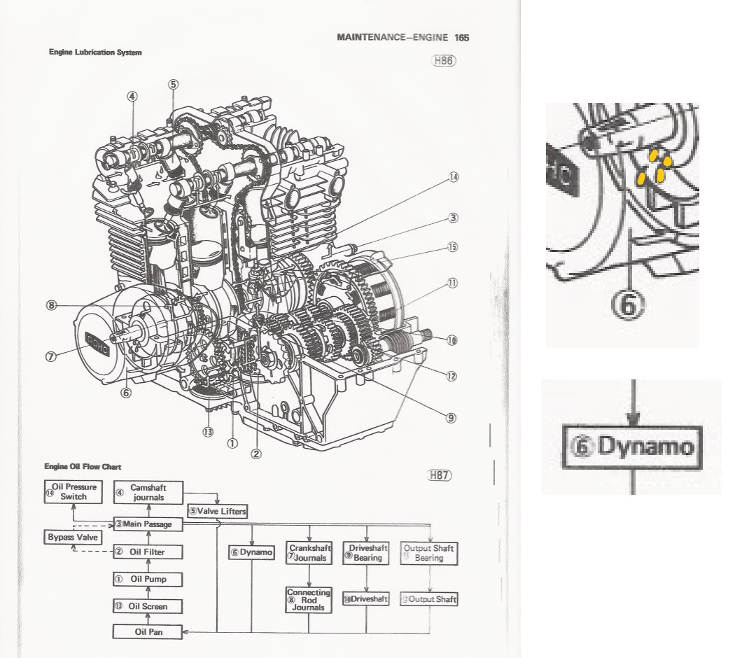 Kz550 Ltd Wiring Diagram